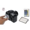 Dörr kemény LCD-védö: Canon 550D