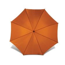 Összecsukható esernyő, narancs esernyő