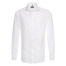 eterna slim fit fehér ing