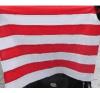 Árpádsávos zászló Rúd nélkül 100x200 cm dekoráció