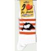Árpádsávos fehér zokni 36-40