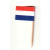 Holland szendvicszászló, fogpiszkálós ételzászló (100 db/csomag)
