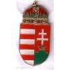 Magyar címer jelvény 10 mm