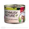 Schmusy Nature Kitten borjú és baromfi - konzerv 190g