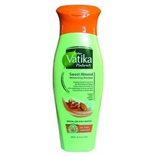 Dabur Vatika Sweet Almond hidratáló sampon 200 ml sampon