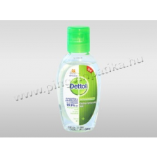Dettol Dettol antibakteriális kézfertőtlenítő gél 50ml tisztító- és takarítószer, higiénia