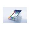 STAEDTLER Rostirón készlet, 1 mm, STAEDTLER Triplus, 10 különböző szín