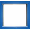 VICTORIA Vetítővászon, fali, rolós, 1:1, 235x240 cm, VICTORIA