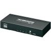 Goobay HDMI elosztó, 4 portos, 1 be/4 ki, goobay