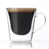 . Espressos csésze, duplafalú,