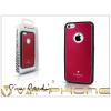 Pierre Cardin Apple iPhone 5C alumínium hátlap - red