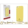 Pierre Cardin Apple iPhone 5C hátlap - yellow