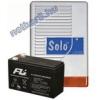 SOLO + 7Ah akkumulátor