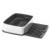 CURVER Edényszárító kihúzható tálcával, CURVER, sötét szürke/ezüst