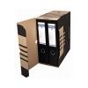 DONAU Archiváló doboz, A4, 155 mm, karton, DONAU, natúr