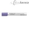 STAEDTLER Táblamarker, 2 mm, kúpos, STAEDTLER Lumocolor 351, lila
