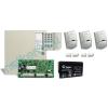 komplet riasztó rendszer DSC PC1616 PACK + akku