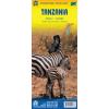 ITM Tanzánia térkép - ITM