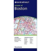 Boston térkép - Rand McNally