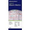 Miami Metro, FL térkép - Rand McNally