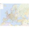 Európai politikai falitérkép - Kümmerly+Frey
