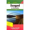 Szeged és környéke várostérkép - f&b PLH 8
