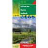Zell am See-Kaprun-Saalbach turistatérkép - f&b WK 382