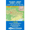 Bolzano, Renon / Bozen, Ritten térkép - 034 Tabacco