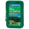 WK 205 - Wien und Umgebung (Set) turistatérkép - KOMPASS