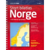 Norvégia autóatlasz - Cappelens Forlag