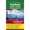 Stockholm zsebtérkép - f&b PL 92 CP