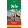 Oslo várostérkép - f&b PL 94