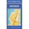 Voronyezs térkép - Roskartografija