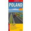 Lengyelország Comfort térkép - ExpressMap