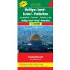 Izrael és Palesztína autótérkép - f&b AK 134