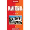 Macedónia autótérkép - Intersistem