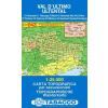Val d'Ultimo / Ultental térkép - 042 Tabacco
