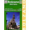 Bolzano / Merano térkép - LAC