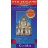 Gizi Map Új-Zéland térkép - Gizimap
