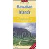 Hawaii-szigetek térkép - Nelles