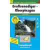 Grossvenediger-Oberpinzgau turistatérkép - f&b WK 121