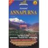 Around Annapurna (No.1) térkép - Himalayan Maphouse