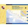 Horvát Dél-Adria (Zadar - Dubrovnik) hajózási térkép szett - Naval-Adria