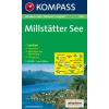 WK 066 - Millstätter See turistatérkép - KOMPASS