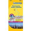 Piemont és Valle d´Aosta térkép - Michelin 351