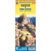 Cuzco és Dél-Peru térkép - ITM