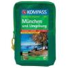 WK 184 - München és környéke (2 db-os) turistatérkép - KOMPASS