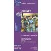 Guinea térkép - IGN