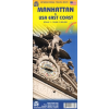 Manhattan és a keleti part térkép - ITM