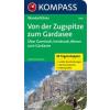 Von der Zugspitze zum Gardasee - Kompass WF 5955